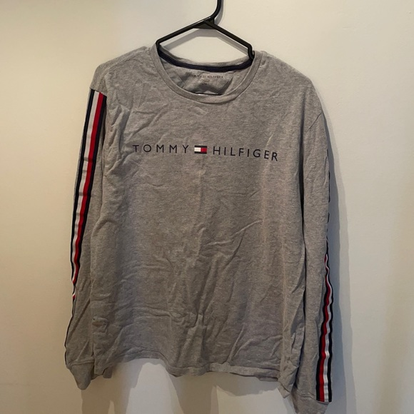Tommy Hilfiger long sleeve with stripes